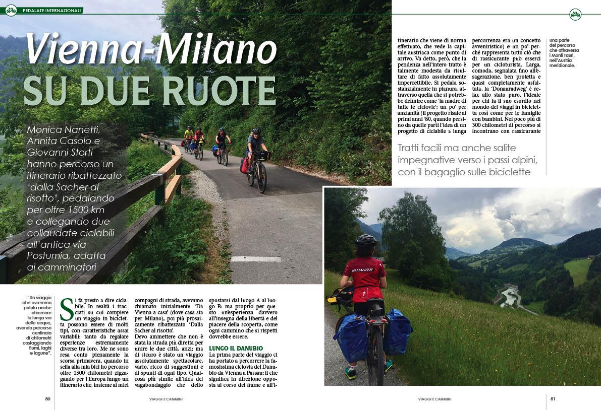 Bicicletta In Acqua Milano